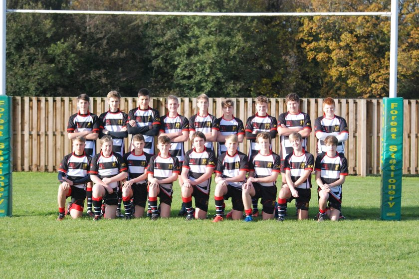 U15 lose to Cup SF Matson 41 - 7