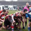 Lydney U16's v Old Richians 2017 County Cup Quarter Final