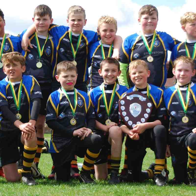 Selby festival u11s