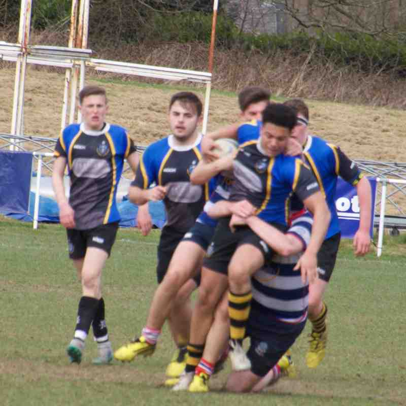 West Park senior colts at Sheffield Yorkshire Cup