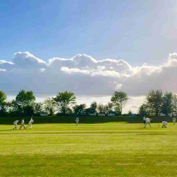 Unbeaten 1st XI go top as the club win three out of four in successful Baltic Bank Holiday