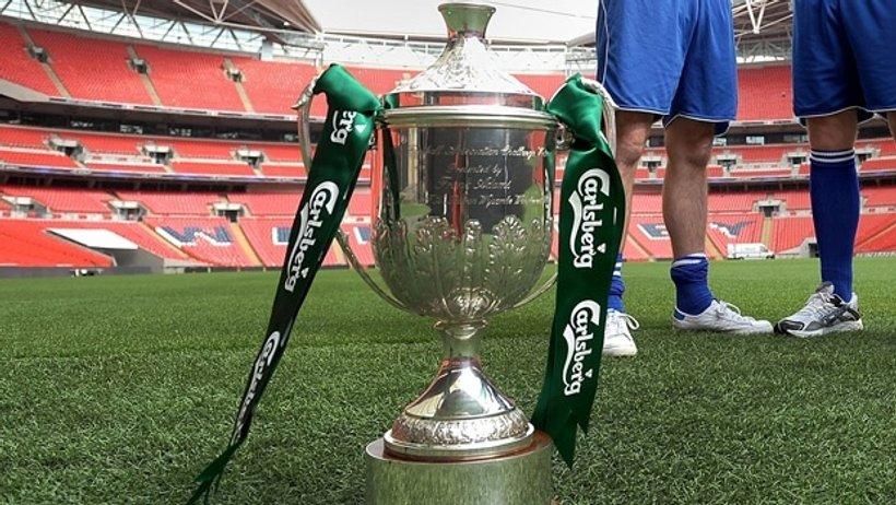 Fa Vase Draw News Walsall Wood Football Club