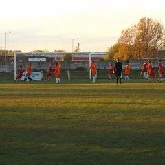 Youth Team vs Bilston Town FC