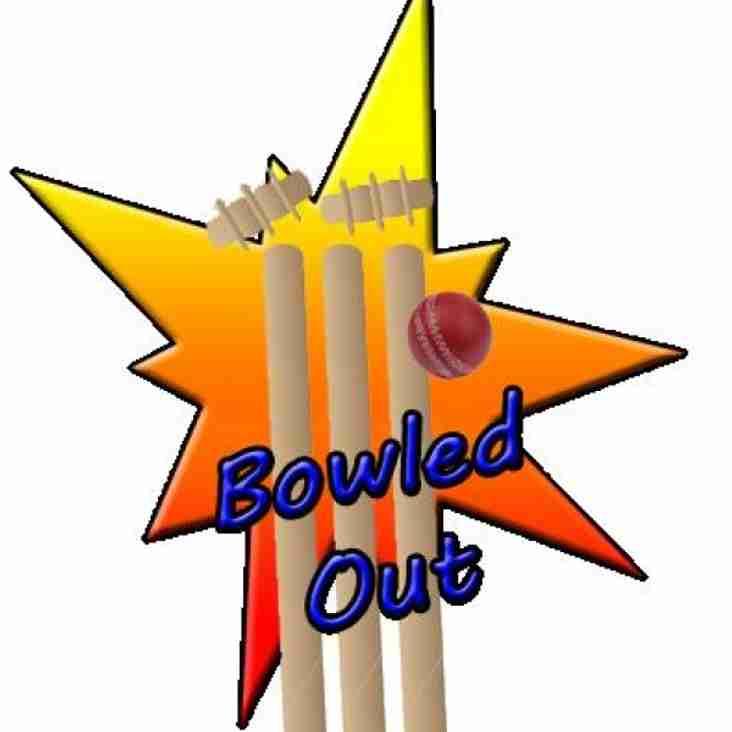 Workington Cricket Club March Draw