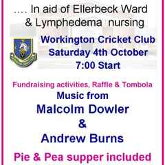 Charity Night In Aid Of Ellerbeck Ward and Lymphedema Nursing