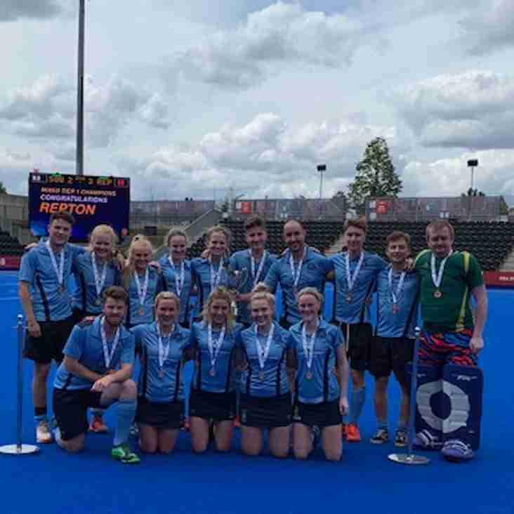 Mixed XI retain the England Hockey Tier 1 National title!