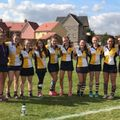 Ladies' 1st XI lose to East London 5 0 - 8