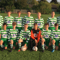 Under 15 Green beat Arnold Town White 1 - 3