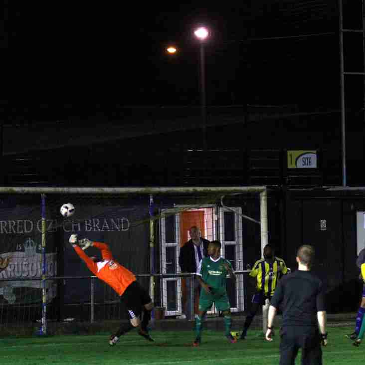 REPORT: Honours even as City share the spoils at Sporting Khalsa