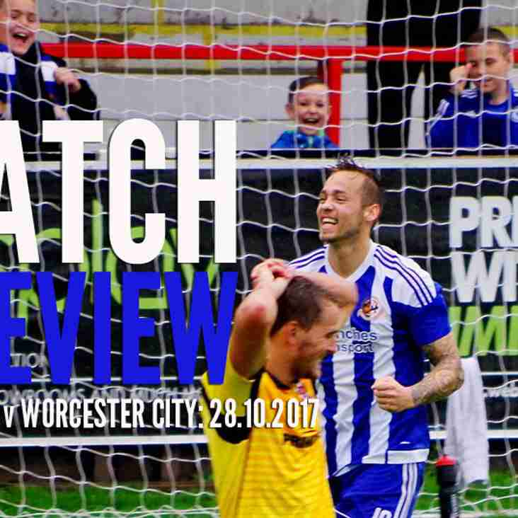 PREVIEW: City back on the road as we head to Rocester
