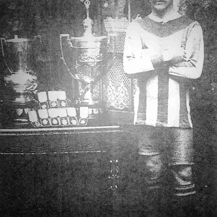 PICTURES FROM THE PAST: Medals and trophies, 1914