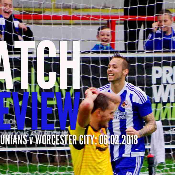 PREVIEW: Spring in our step as we head to AFC Wulfrunians