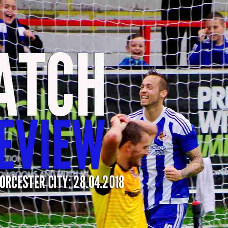 PREVIEW: City ready for penultimate game of the season