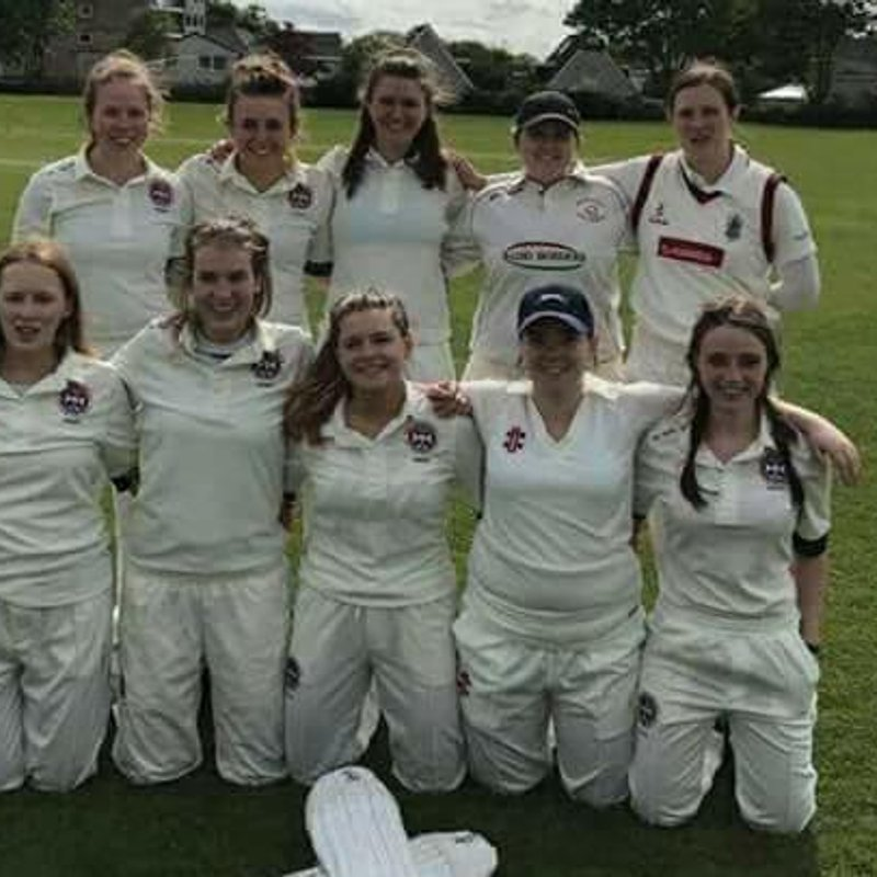 Women's cricket at Royal High Corstorphine