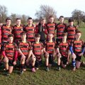 U16s lose to COBRA 12 - 5