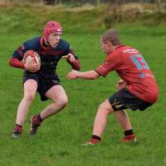 High flying Youth team dominate Llangefni