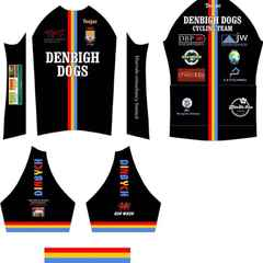 Denbigh Dogs hit the road for the Mini/Juniors.
