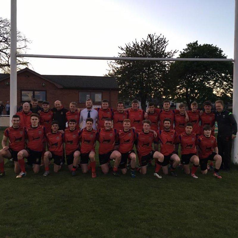 Eden leads Dinbych to vital league win