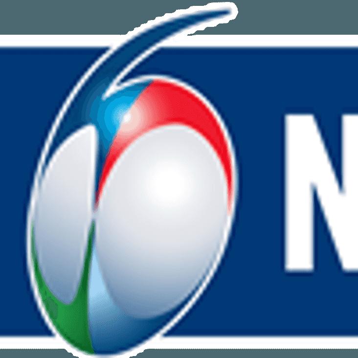 2018 & 2019 RBS Six Nations Fixtures announced