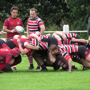 Pack power secures victory for Altrincham