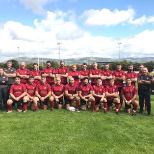 Sweet sixteen for Dinbych against Llangollen