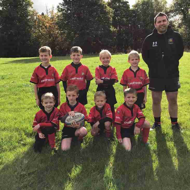 Mini/Junior Round Up 24.09.17