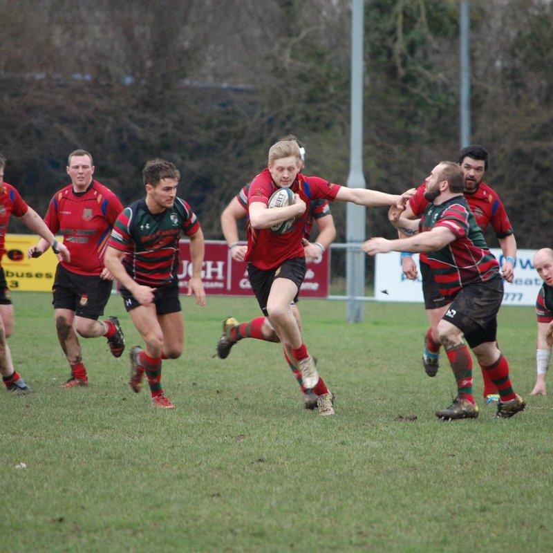 Dinbych travel to Wrexham for 2nd Round clash