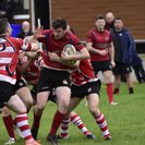 Dinbych dominate in derby clash