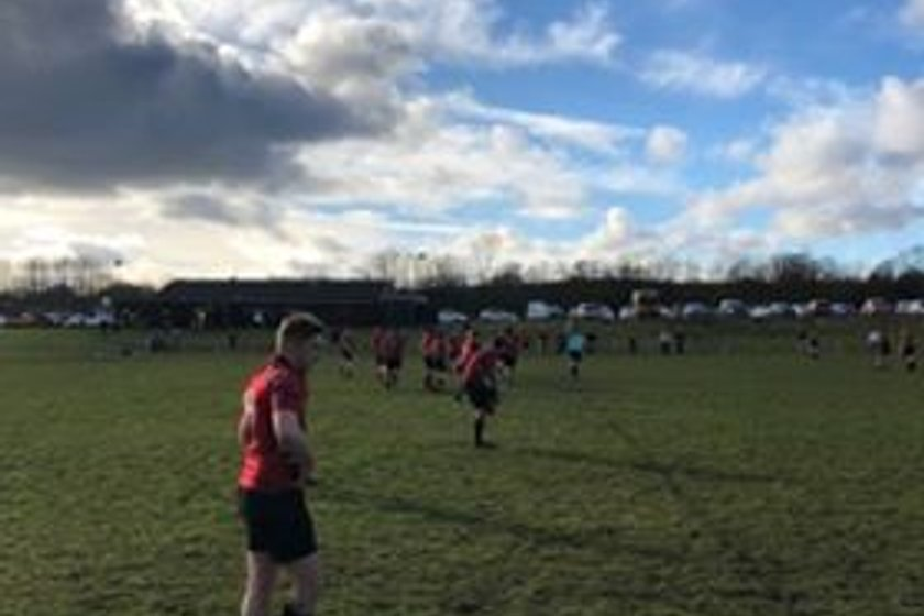 Dragons disappointed with draw at Rhos