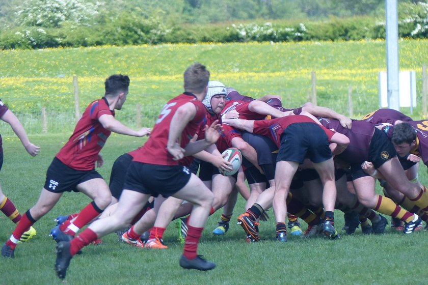 Dinbych close season with loss at COBRA
