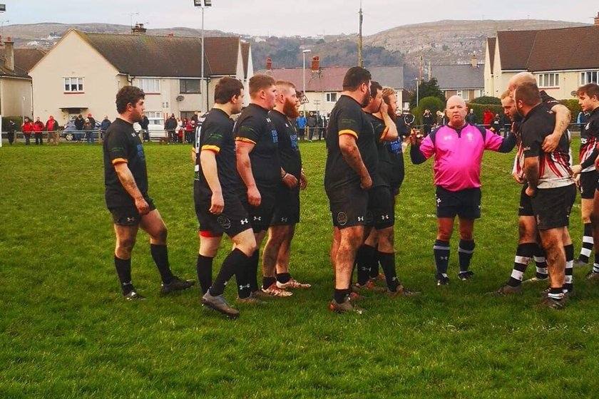 Dinbych lose out at League leaders Llandudno