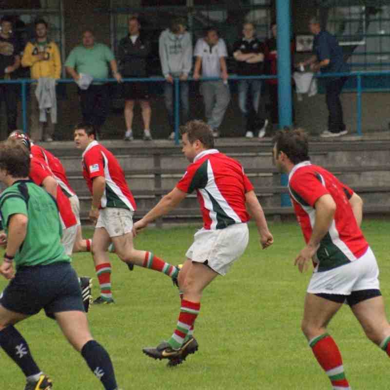 2nd XV Vs Malone 3.09.11