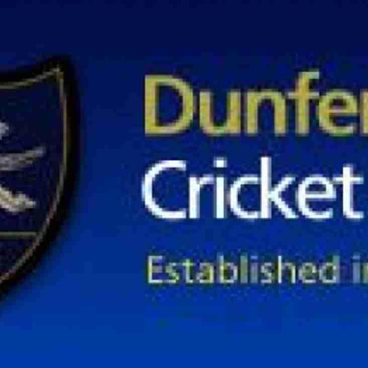 ESCA Plate Quarter Final v Dunfermline 2s