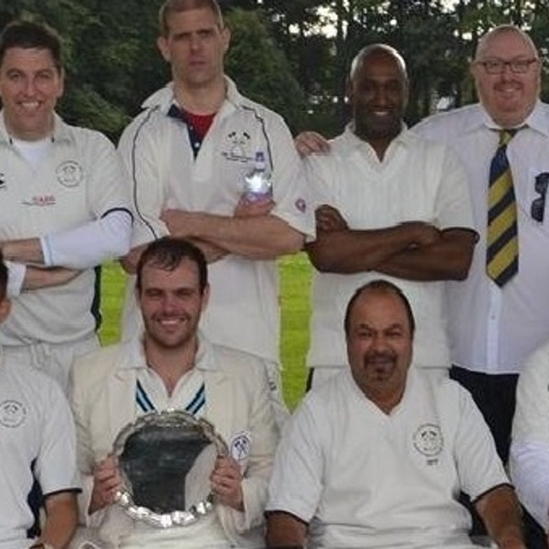The Woodcutters 117/7 - 149/5 Inchcolm CC
