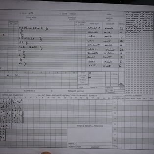 Woodies fall short in run chase....