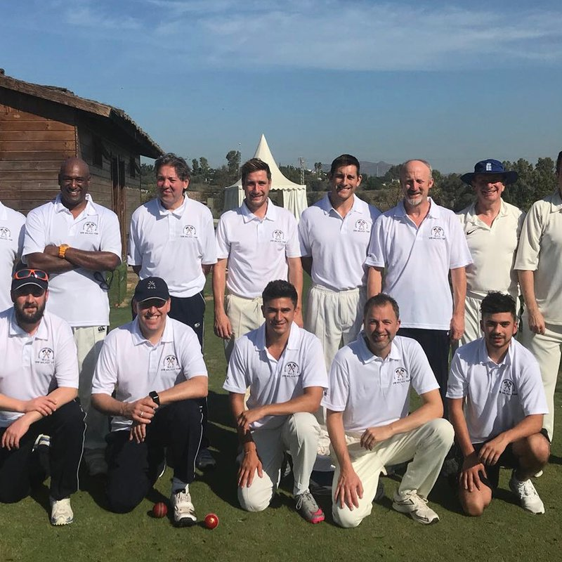 Last ball 6 by RoVo seals tour win for Woodies!