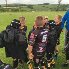UNDER 9S AT COCKERMOUTH