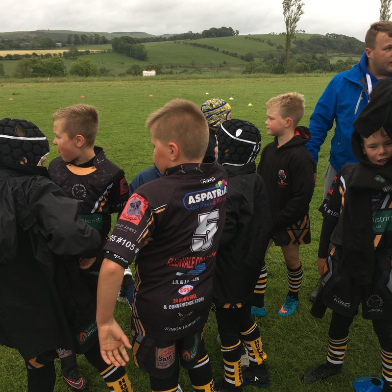 UNDER 9S STEP-UP AT COCKERMOUTH