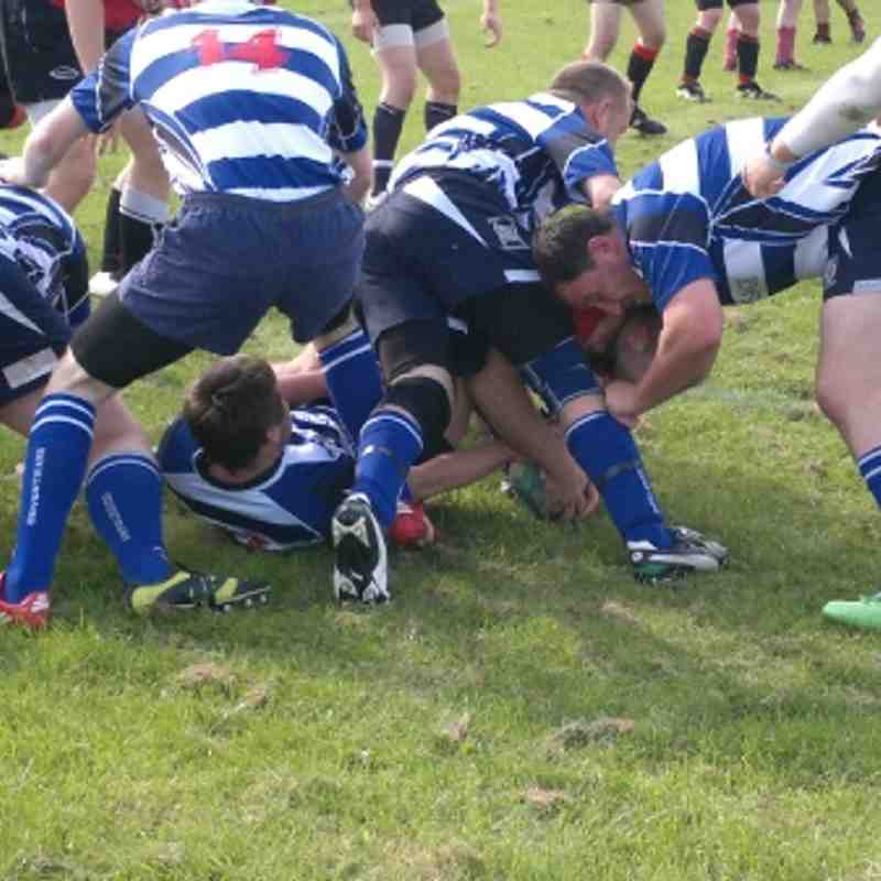 Saturday 15th September, Coventrians 1st XV vs Alcester, League game 2