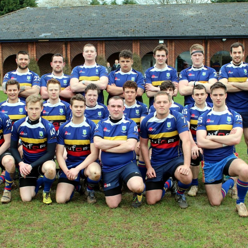 Development XV lose to Banbury 2nds 12 - 27