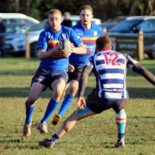 Disappointed but resolute Leamington squad make Banbury work hard