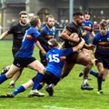 A cracking performance by Leamington gives Rugby Lions a torrid time.