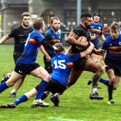 2016/17 1st XV Rugby Lions v Leamington