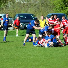 2016/17 1st XV Nuneaton Old Edwardians v Leamington