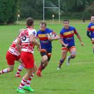 A competitive game with Leamington in the driving seat for much of the time!