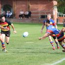 Leamington prevail against a newly promoted, and well drilled pack