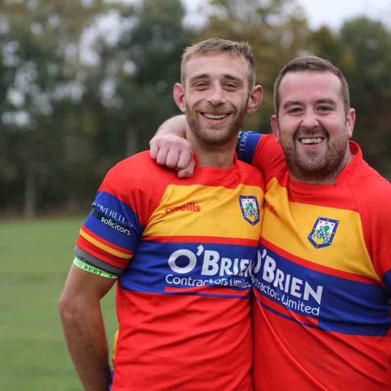 2018/19 1st XV Leamington v Rugby St. Andrew's