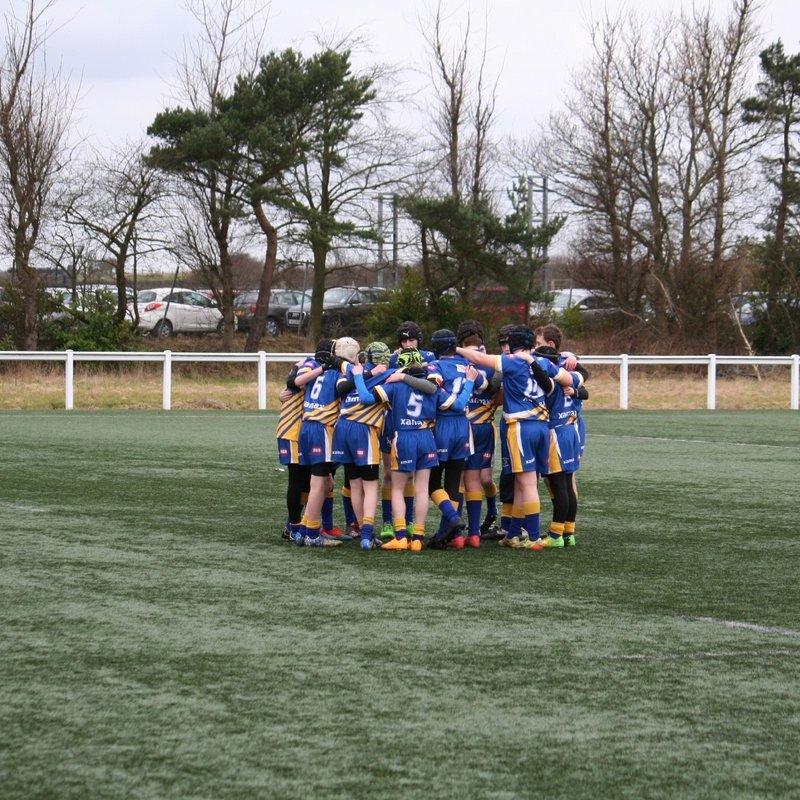 Under 15's beat Myton Warriors 0 - 24