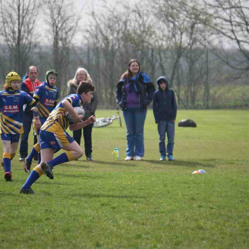 Braves u14s v Holderness pt1