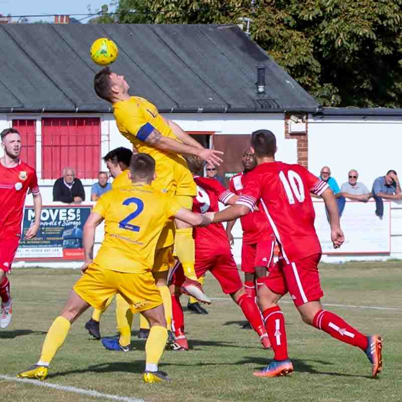 Whitstable Town 1 Haywards Heath Town 1 (14/9/19)